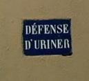 Urine-paris