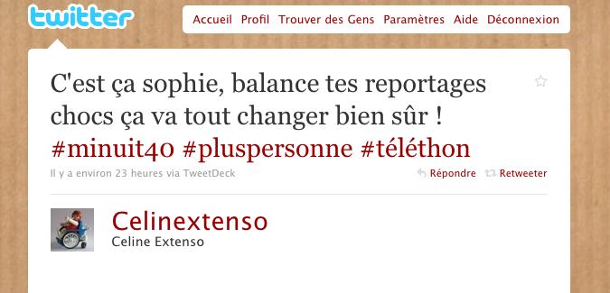 Telethon2010-celinextenso