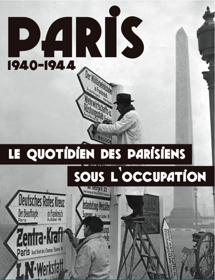 ParisOccupationAffiche