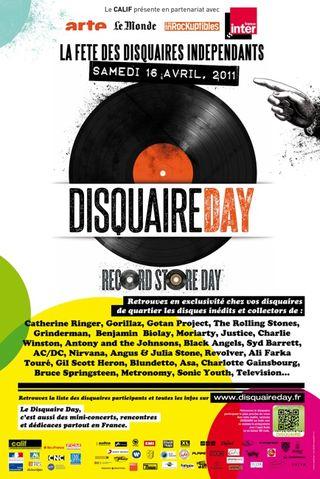 DisquaireDay