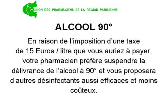 Alcool90-pharmacie