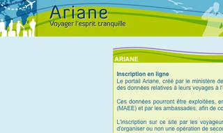 MAEE-Ariane