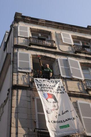 Sarkozy-Bayonne-Bizi