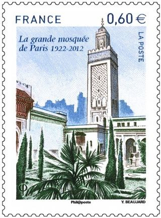 Mosquée-timbre