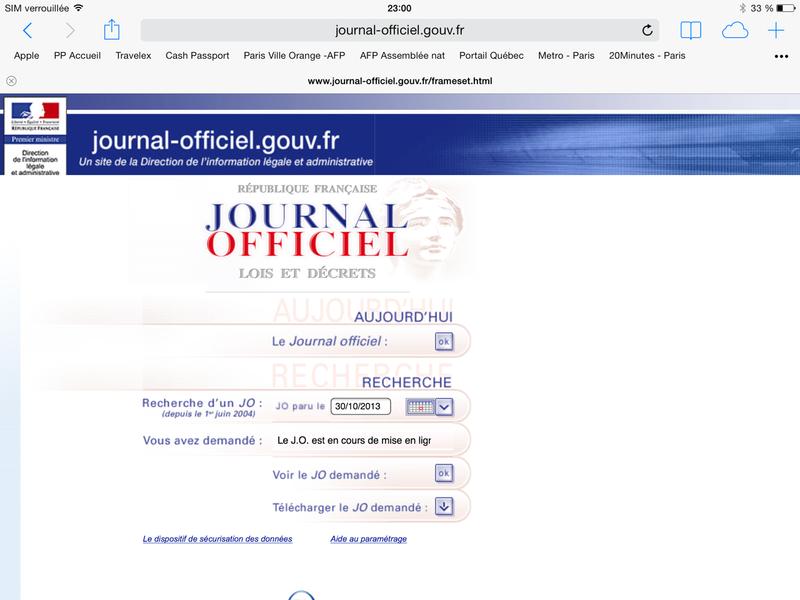 JORF301013